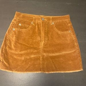 Brandy Melville Small Brown Skirt